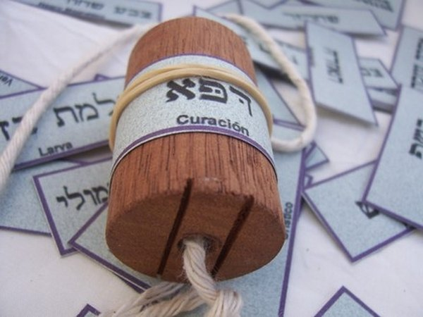 Resultado de imagen de pendulo hebreo